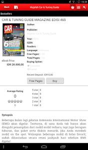 Majalah Car & Tuning Guide screenshot 1
