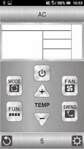 AIFA BTRC-02 EU Smart Home screenshot 4