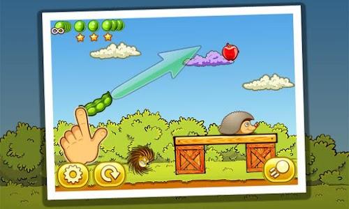 Hedgehog – Lost apples screenshot 10