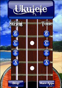 Free Ukulele Tuner screenshot 2