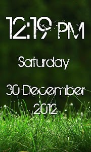 Super Digital HD Clock screenshot 3