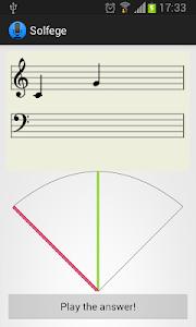 Solfege screenshot 2