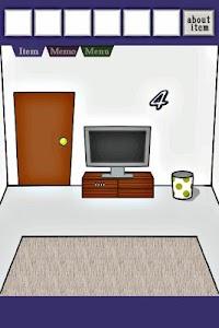 Escape game「confine」 screenshot 2
