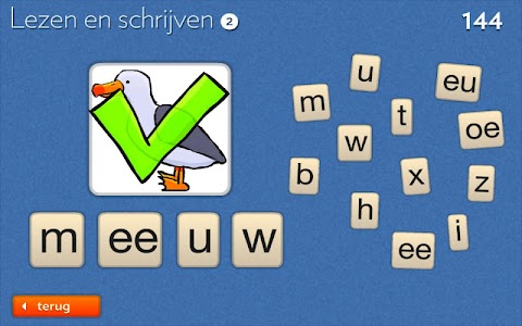 Lezen en Schrijven 2 - Leggen screenshot 1
