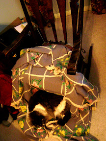 quilted catnest