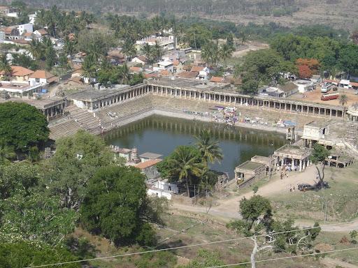 Another view of Kalyani Pushkarini