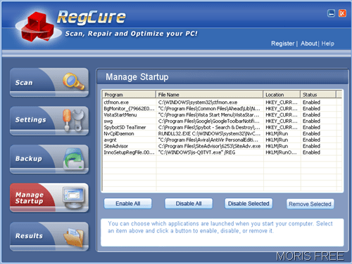 regcure-7