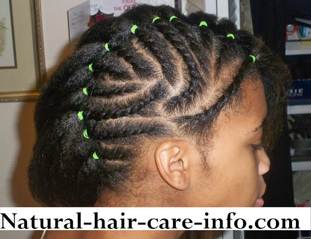Trendy Hairstyles Do's For Just Us Teens! Natural Hair Care Info