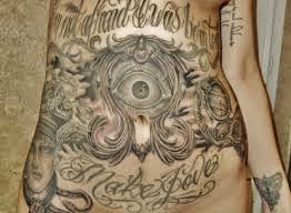 Stomach Tattoos