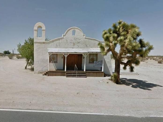 Calvary Church, 198th St. East, Lancastar, California