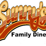 Sunny's family diner custard and shave ice