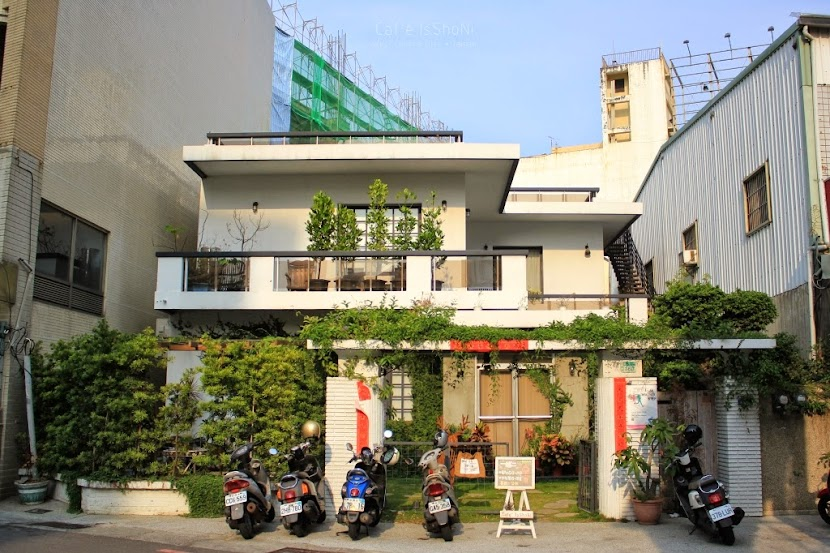 台南中西區咖啡館,一緒二咖啡
