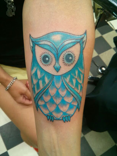 50 Best Owl Tattoo Designs And Ideas | Tattoos Me