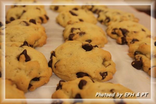 巧克力碎片軟餅乾(chocolate chips cookies) @ 魔法24 :: 隨意窩 Xuite日誌