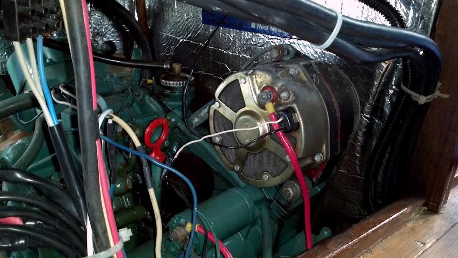 Wiring Diagram On Wire Alternator Wiring Diagram 9 Chevy 350 Ignition