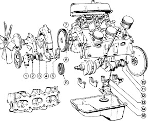 Harley Davidson Oem Parts Diagram Oil Pump