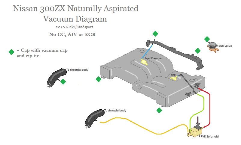 Na Modified Vaccum Hose Diagram