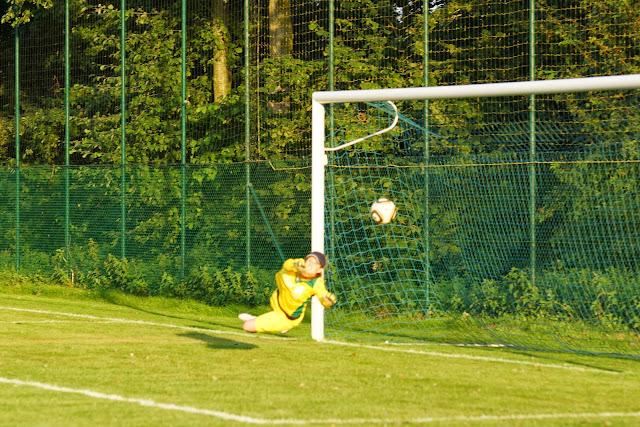 wazig beeld, maar de penalty is gestopt