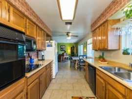 Kitchen view for houses for sale in Tempe AZ