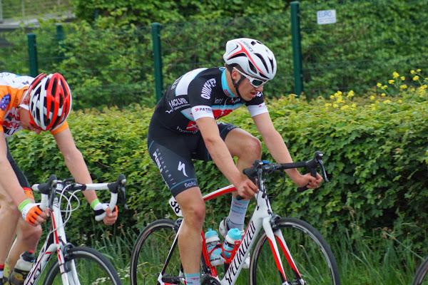 Engelbert Van Keirsbulck, 19e GP Hostekint voor nieuwelingen in Roeselare