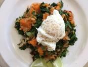Gwyneth Paltrow y su huevo poché