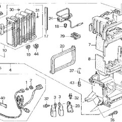 1990 Honda Civic Hatchback Radio Wiring Diagram Ge Refrigerator Door 95 Caprice Dash Get Free Image About, 95, About