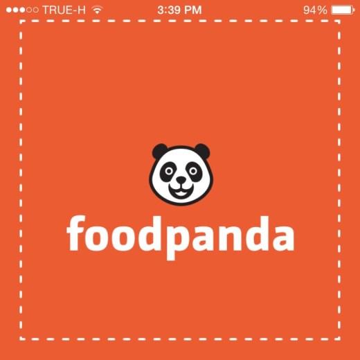 foodpanda app สั่งอาหารออนไลน์ บริการจัดส่งอาหาร