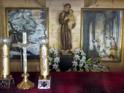 Kapliczka św. Antoniego w Kopaniach