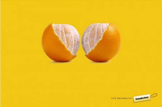 Publicidad Creativa: Oranges – Wonderbra