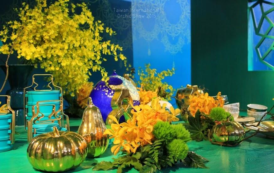 2015 台灣國際蘭花展-1