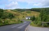 A85 near Oban