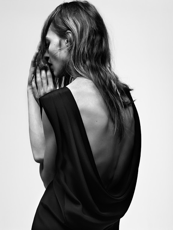*Saint Laurent 2014度假系列:Sasha Pivovarova冷豔詮釋! 13