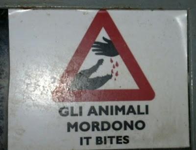 Giardino Zoologico di Pistoia, Toscana, Italien