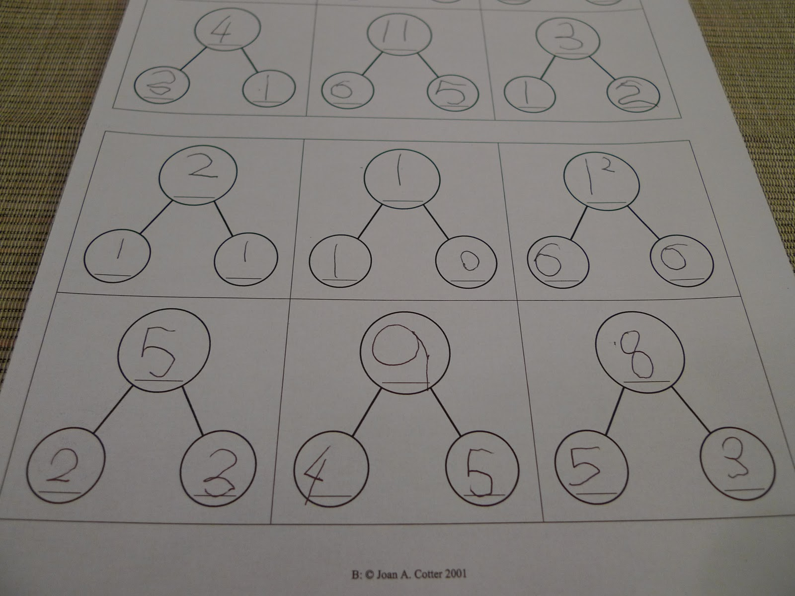 The Pig And Rabbit Consonant Blends And Part Whole Circles