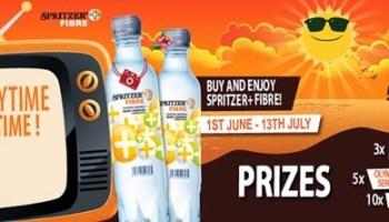 Spritzer+Fiber Viral Video Contest