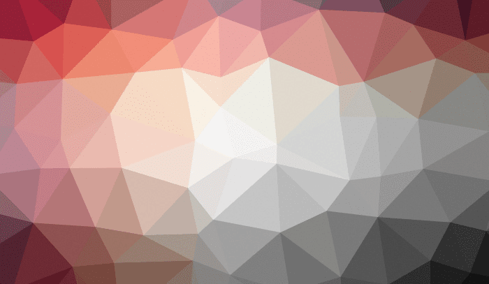 Trianglify - low poly style background generator