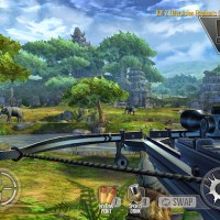 Deer Hunter 2014- The Lost Temple and Glacial Bay