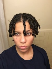 Braid Out On Natural Hair | www.pixshark.com - Images ...