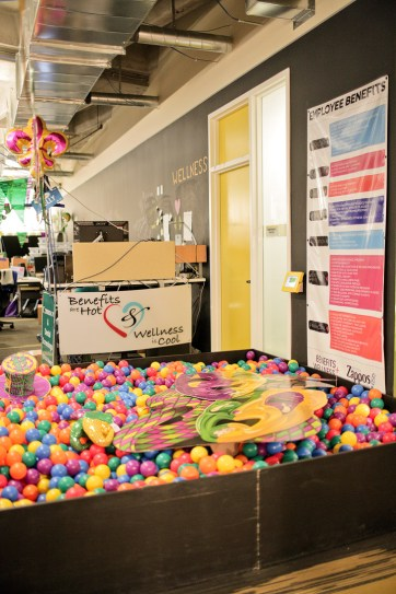 Zappos Office.