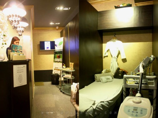Vine Holistic Aesthetics clinic medical spa bgc the fort