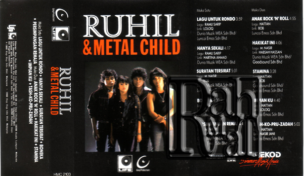 RUHIL & METAL CHILD