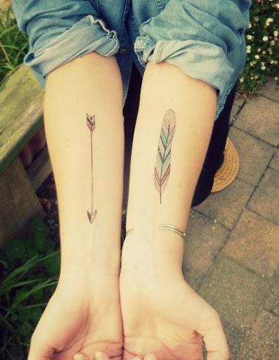 Arrow Tattoos
