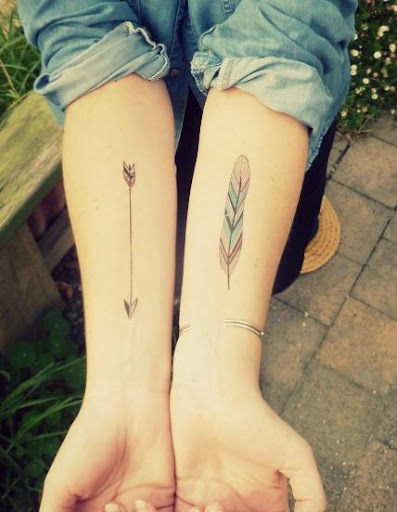 Arrow Tattoos