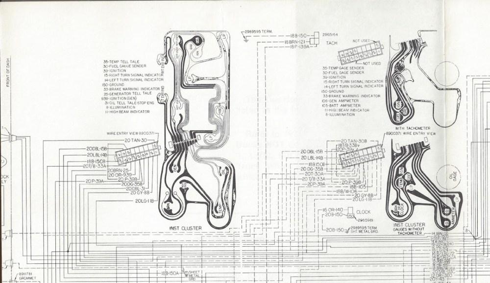 medium resolution of  gmc 75 2520cluster 2520smaller 73 80 fuel gauge problem the