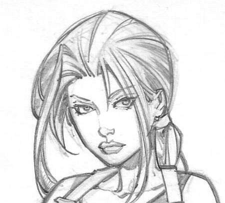 6 visiones de Lara Croft: Artistas en Tomb Raider (parte 1