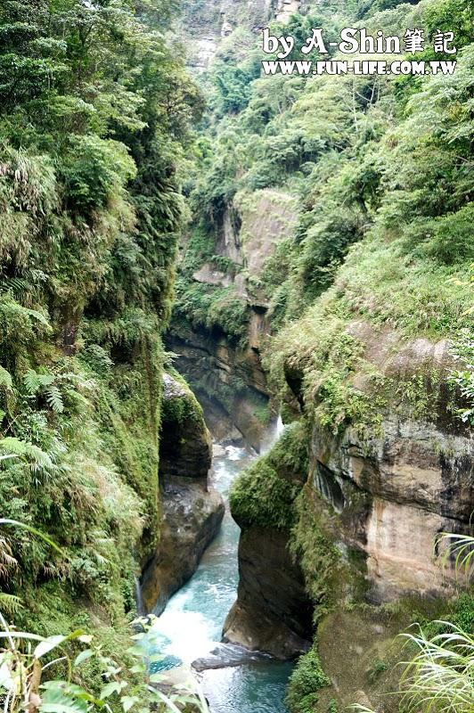 南投竹山遊-竹山天梯-太極峽谷-青龍瀑布43