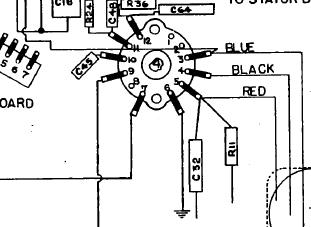 1942 GE LF-116 Radio Repair Part 4