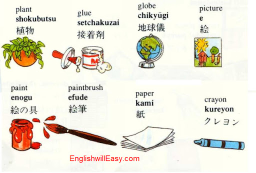 classroom%2520 5 教室 place english through pictures