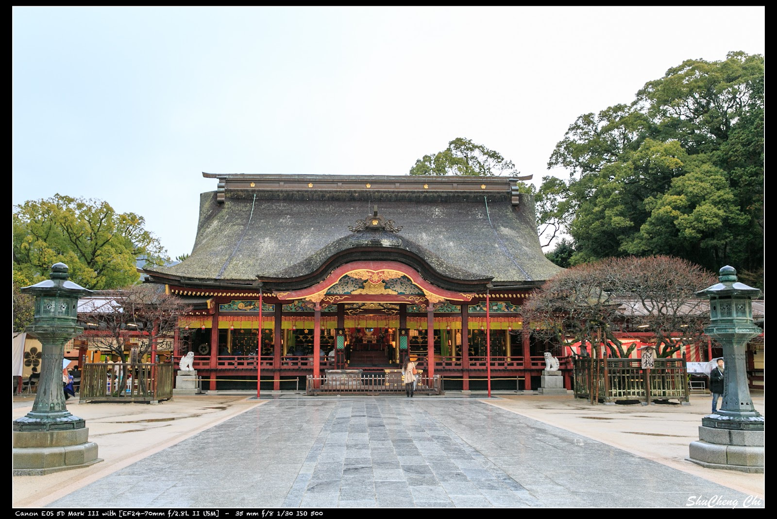 特愛日本 瘋旅行: 2013 福岡.本州 [景點] 太宰府天滿宮