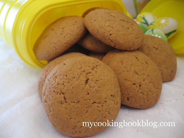 Бисквити с фъстъчено масло и мусковадо